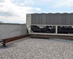 مرکز مصالح ، تجهیزات مکانیکی ساختمان