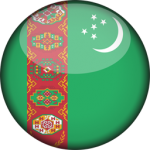 turkmenistan-flag-3d-round-icon-256